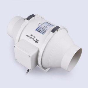 Quạt ống thông gió đồng trục HF - 100P - HF - 100P