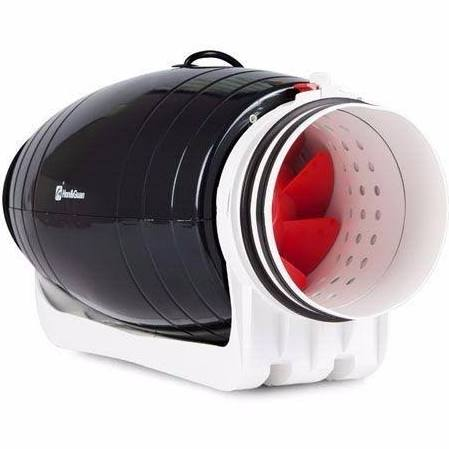 Quạt ống thông gió HDD-100P