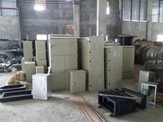 Sản xuất vỏ tủ điện tại Vĩnh Phúc 1