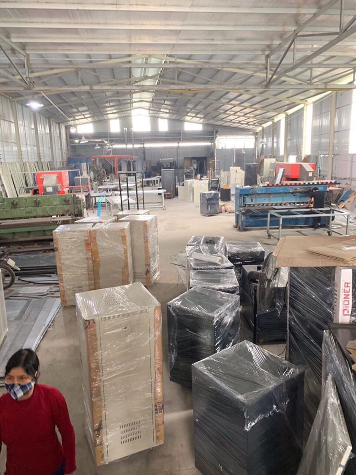 Công ty mua bán tủ điện giá rẻ tại Vĩnh Phúc 2