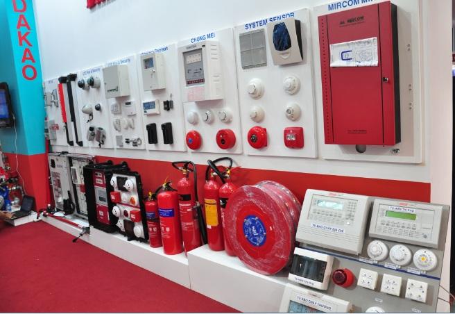 Cửa hàng cung cấp thiết bị phòng cháy chữa cháy tại Vĩnh Phúc 1