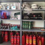 Phân phối thiết bị phòng cháy thiết bị điện điều hòa công nghiệp
