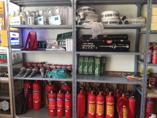 Thiết bị phòng cháy chữa cháy bình chữa cháy