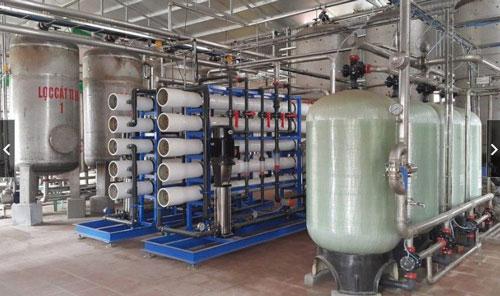 bảo dưỡng thiết bị lọc nước vĩnh phúc