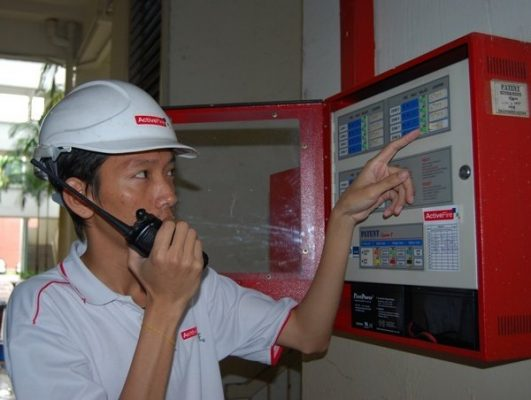 sửa chữa phòng cháy chữa cháy (PCCC) tại Vĩnh Phúc